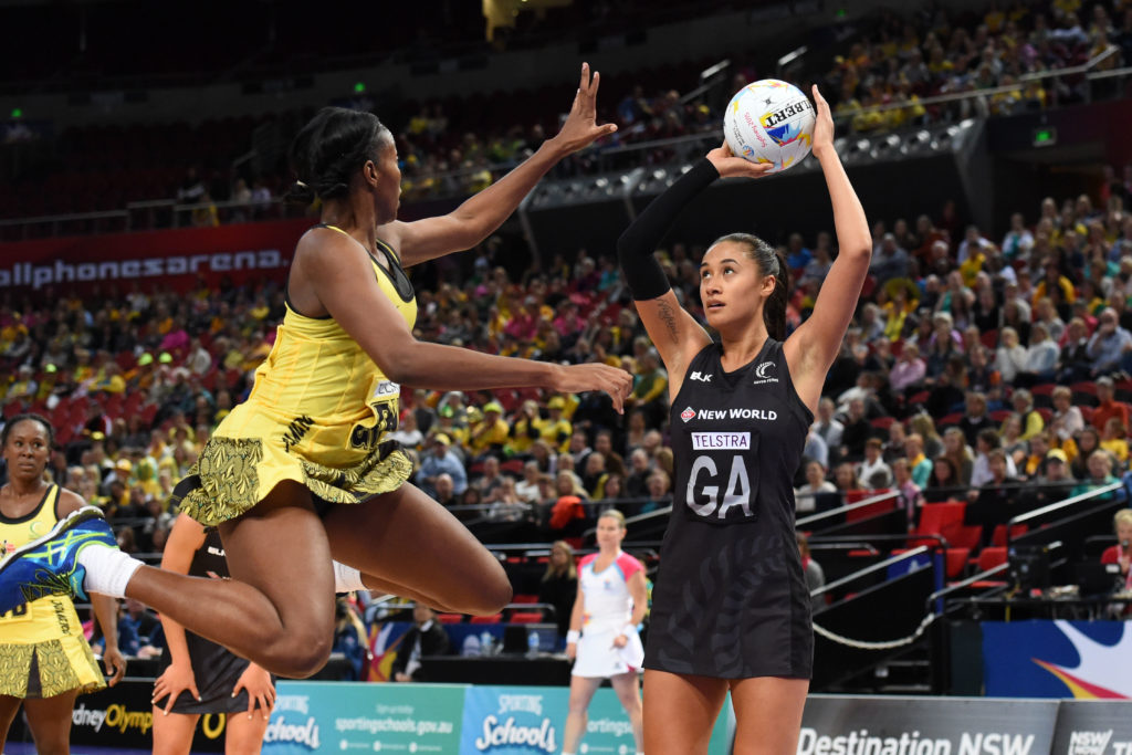 Will The Silver Ferns win the series on home territory?