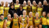 Australia Diamonds Crowned Constellation Cup Winners 2018