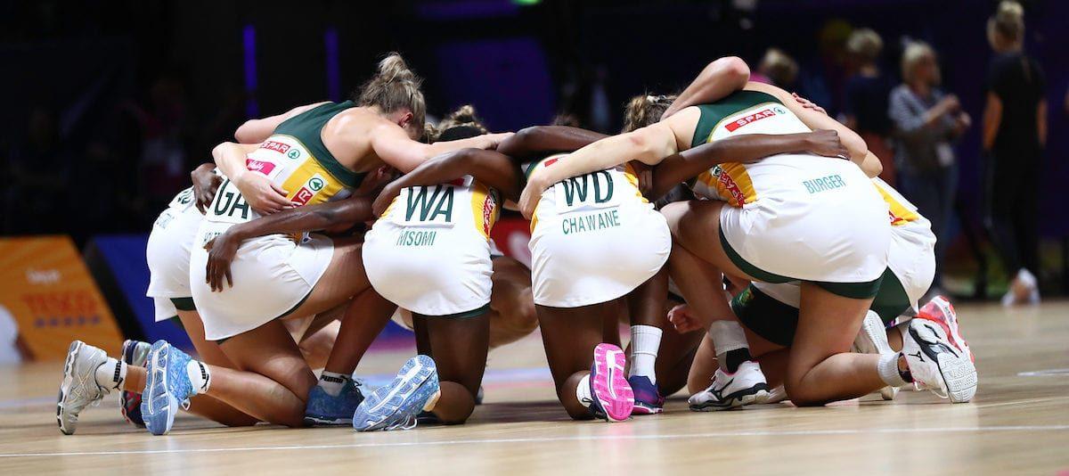 Africa Netball Cup 2019 - World Netball