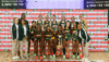 Clean Sweep For The SPAR Proteas In The SPAR Challenge Tri Netball Series